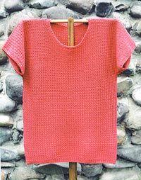 Crochet Tee Patterns - Angelikas Yarn Store