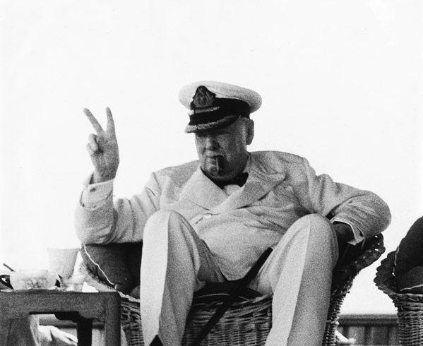 Winston Churchill ~ Ara Güler | Offical Web Site