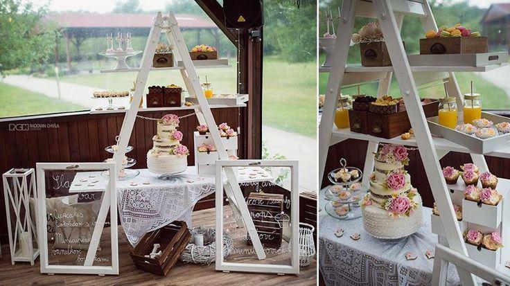 Úžasné dorty - Markéta Sukupová a Mr. & Mrs. Svatební květiny - dekorace