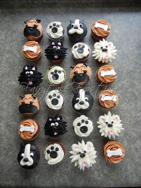 cute! Included Boston terriers and pugs!