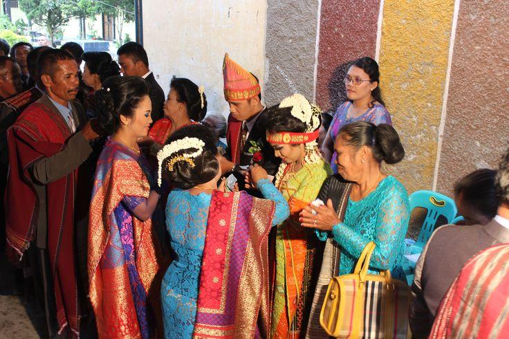 Manortor - traditional wedding ceremony