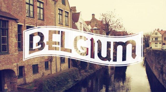 Typography tour through Europe