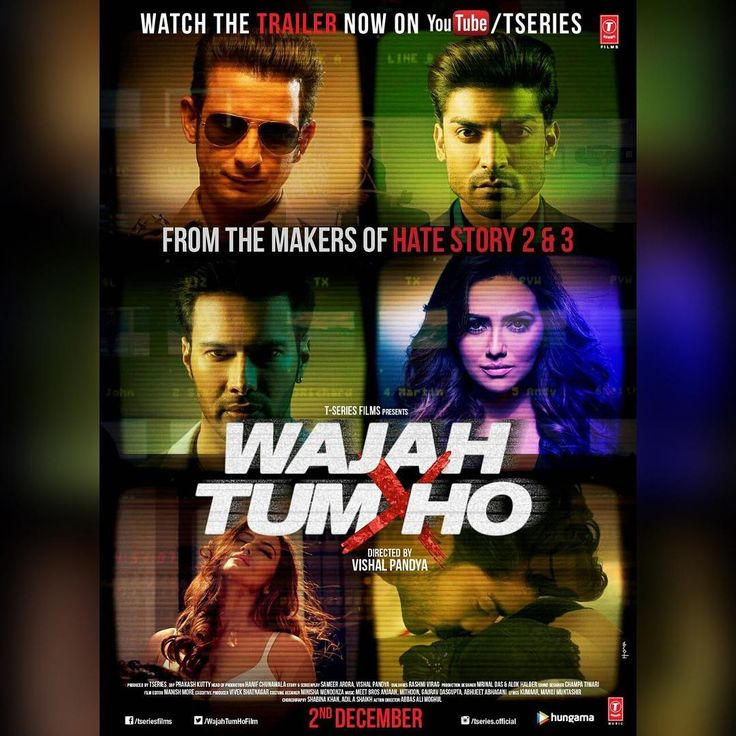 Watch the Trailer of #WajahTumHo on YouTube and Guess #MySong in it!! ☺️ #NehaKakkar #Excited !!
