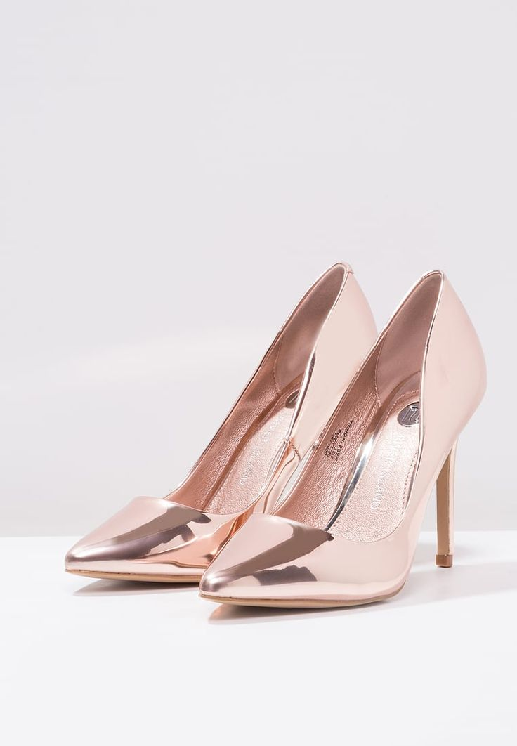 RIVER ISLAND Escarpins - rose gold Femme Chaussures [F-RI911B01S-F11]