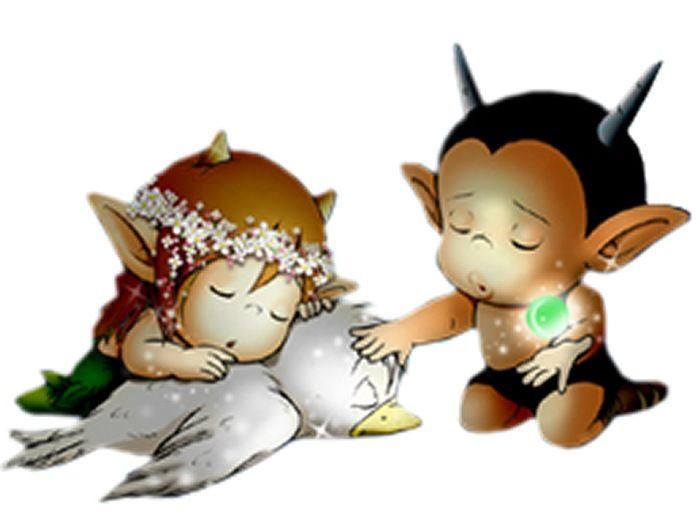 79 best toread duendes images on pinterest elves - Ilustraciones infantiles antiguas ...