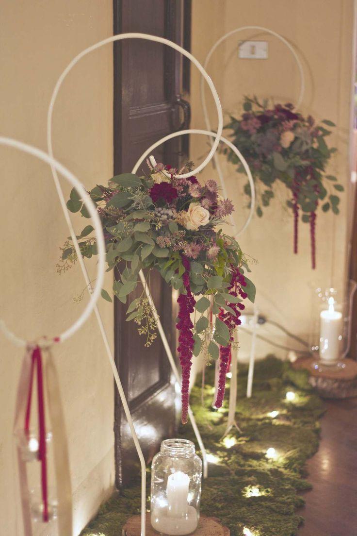 Moss, wedding