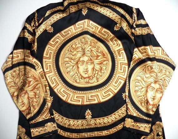 silk versace shirts - Google Search