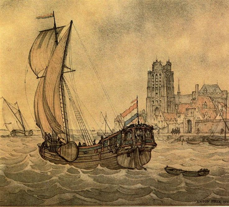 Anton Pieck ( Dordrecht)