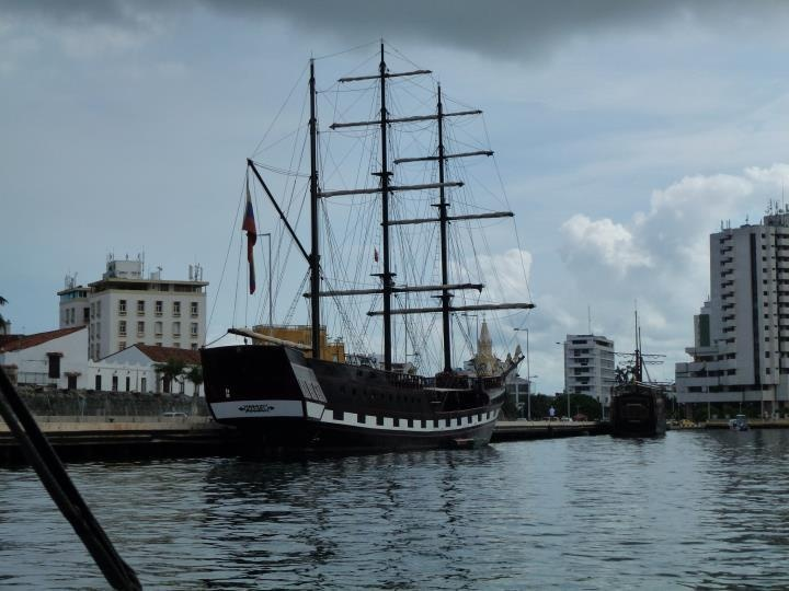 galeón de Cartagena
