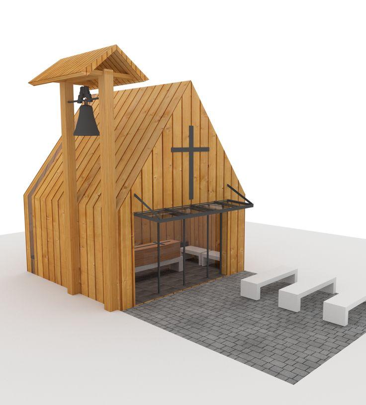 kapliczka - zanim finalnie stała się kapliczką