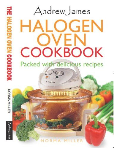 New Andrew James Halogen Oven Cookbook / Cook Book Andrew James,http://www.amazon.co.uk/dp/B003BUZGGO/ref=cm_sw_r_pi_dp_x11Atb1JFFHBZ7R6 Reduced to £4.95 128 pages from Amazon.co.uk