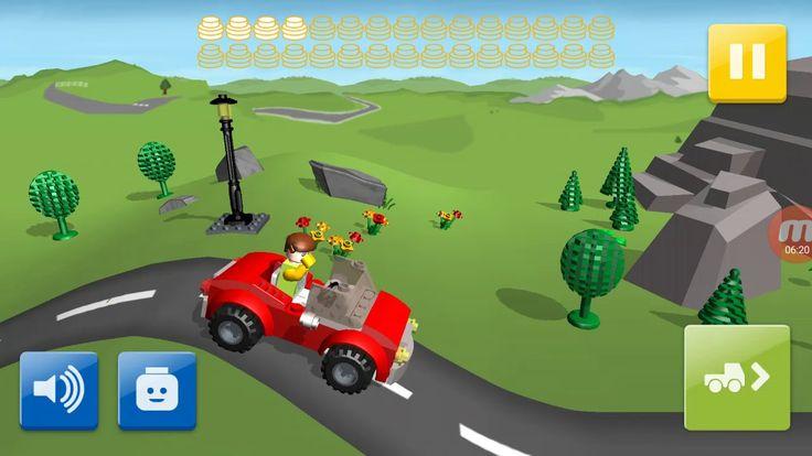 Lego juniors create cruise free game on google play
