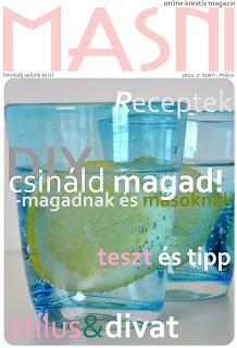 Masni Dekoráció: Magazin 2012/02 http://issuu.com/masnidekoracio/docs/masnimagazin2