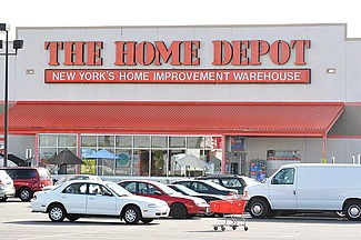 Look what shows up if you pin the #DoItYourself #Wiki. Home Depot > Lowe's