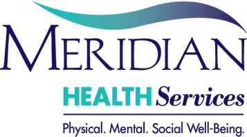 Meridian's Drop-In Center is located in the basement of the former St. Lawrence Catholic School at 900 E. Charles St. and is open 9 to 11 a.m. Monday through Friday. The soup kitchen next door makes it convenient for clients who want a hot meal.