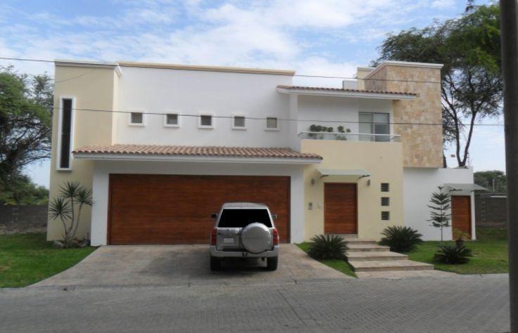 Fachadas de casas modernas buscar con google fachadas - Casas con chimeneas modernas ...