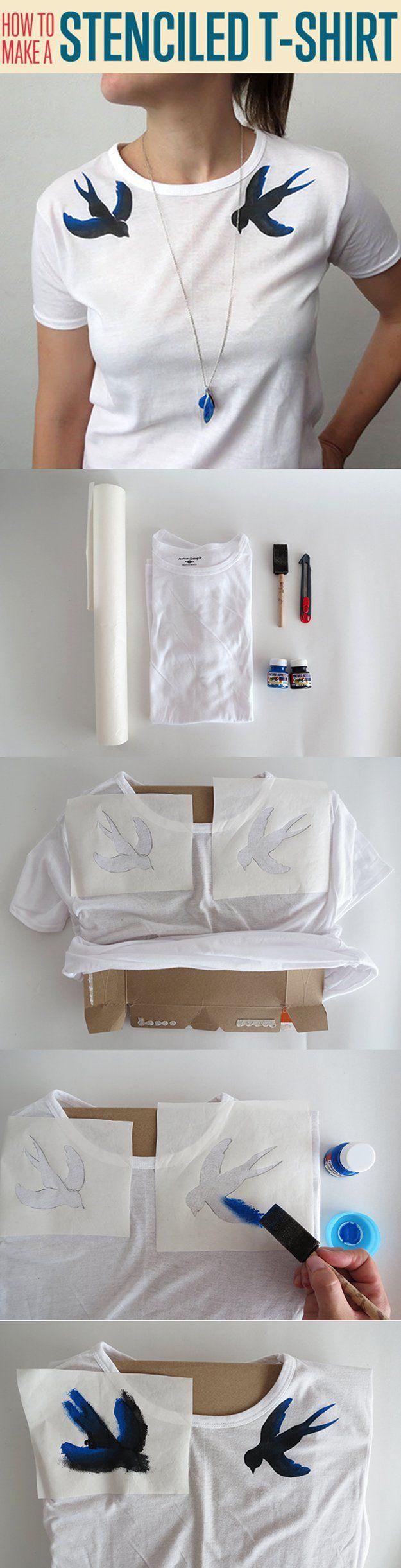 Simple DIY Top Design for Women   diyready.com/diy-clothes-sewing-blouses-tutorial/