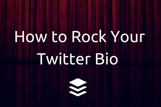 How to Rock Your #Twitter Bio: Tips from Neil Patel