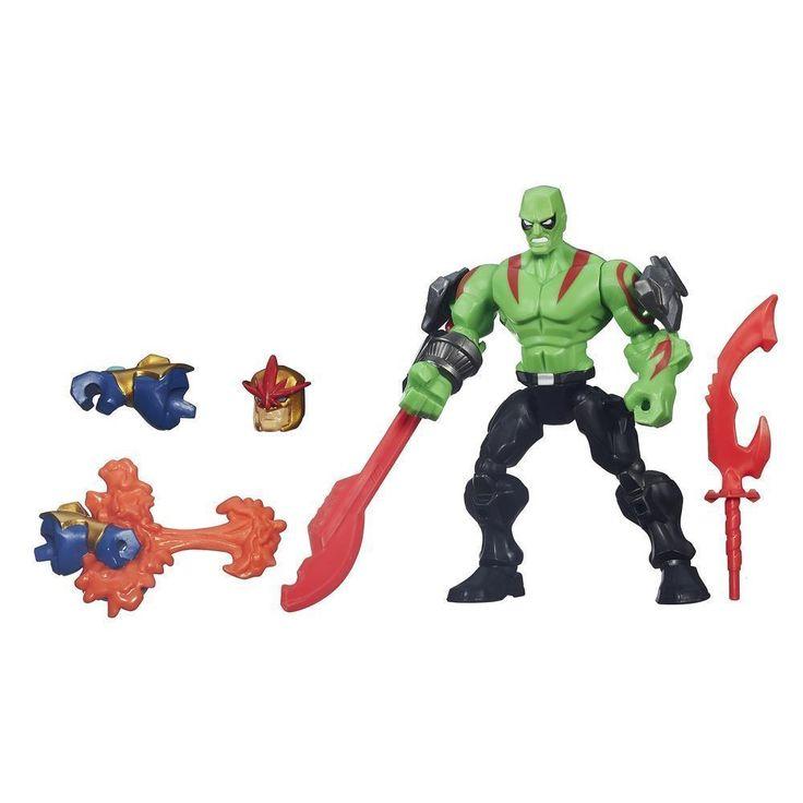 New Marvel Super Hero Mashers - Drax