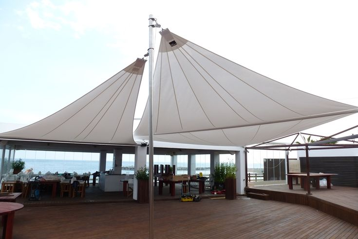 Ideas Sail Awnings - http://famousloveguru.com/ideas-sail-awnings/ : #WindowAwnings Sail awnings – The candle type awnings are a unique structure for its efficiency and elegance to keep us safe from direct sunlight. They are very versatile items that can be set almost anywhere, such as buildings, trees or columns of terraces or patios. In addition, assembled and...