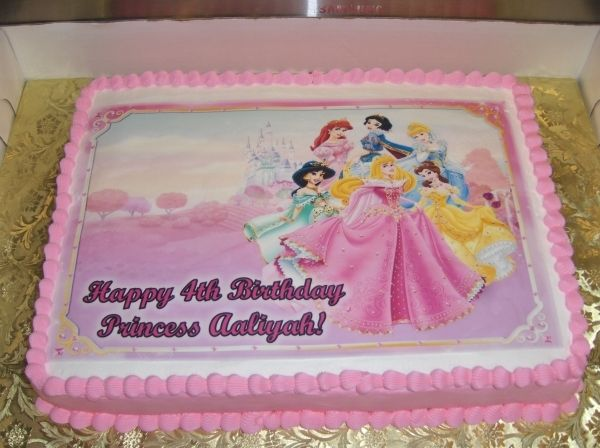 Best Princess Party Images On Pinterest Birthday Party Ideas - Cake birthday princess