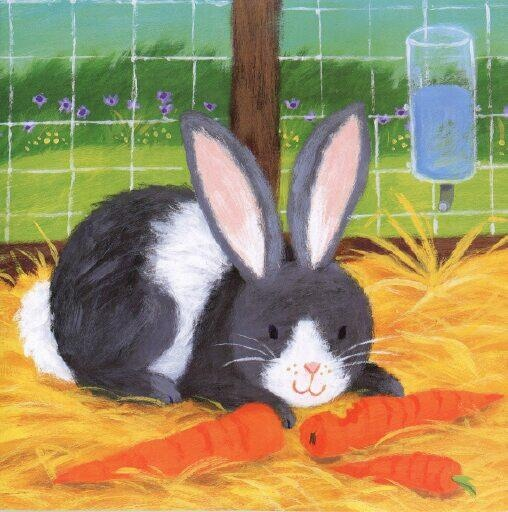 Melanie Mitchell - professional children's illustrator, view portfolio