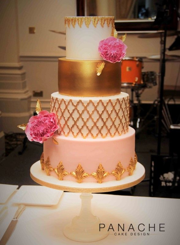 Luxury & Contemporary Wedding Cake Design     With a pastry chef background, I am passionate about delicious flavours and it is important to me that your cake tastes just as exquisite as i...