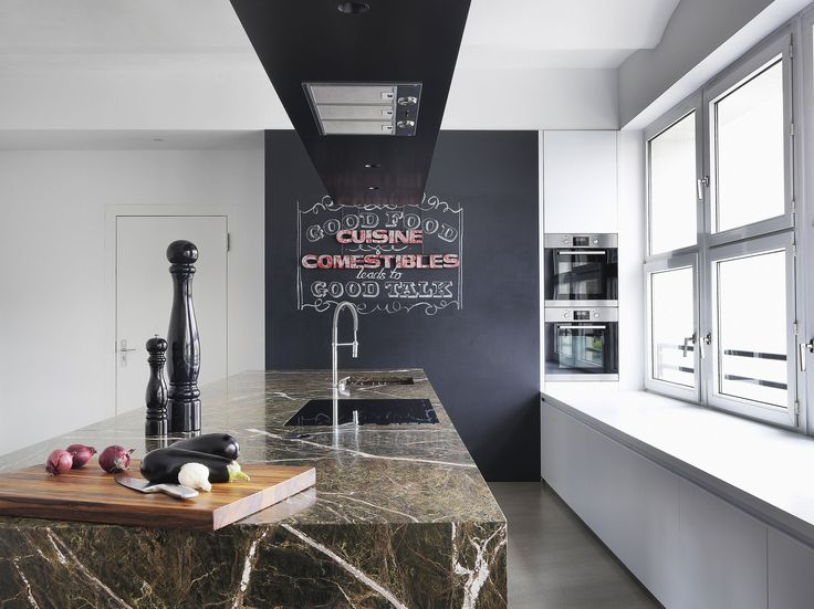 kuali cocinas - Loft de un Fotógrafo / Bruzkus Batek Architekten
