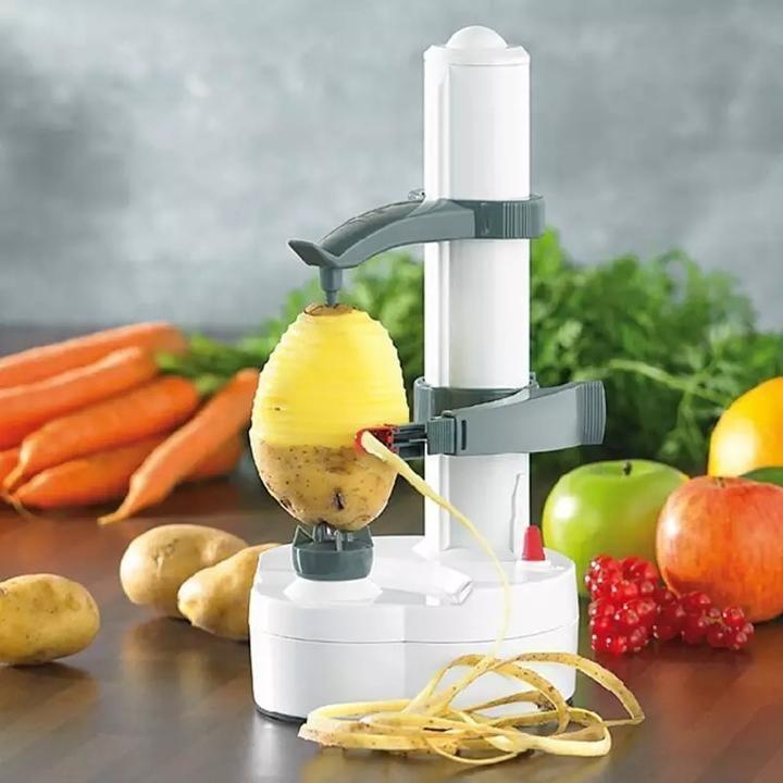 Stainless Steel Fruit Potato Vegetable Cutter Peeler Speed Swivel Slicer Tool CB