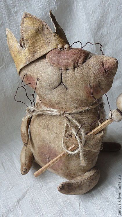 Ароматизированные куклы ручной работы. Вырасту стану королём.......... Таня Бурсюк. Ярмарка Мастеров. Авторская ручная работа, кофе