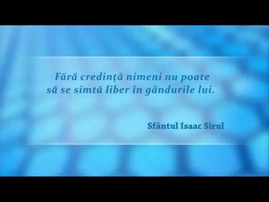 Sf. Isaac Sirul https://www.facebook.com/pg/trinitastv/photos/
