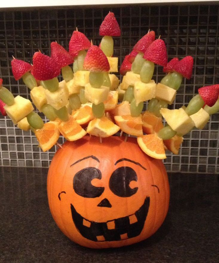 best fruits for healthy hair is pumpkin a fruit