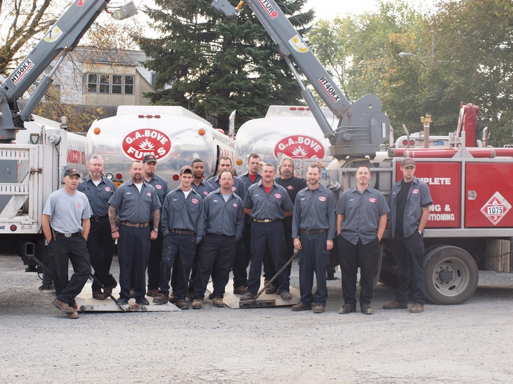 G.A. Bove Service Team