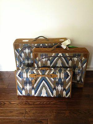 19 best Aztec luggage images on Pinterest   Bags, Weekender bags ...