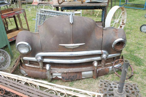 Vintage industrial salvage car parts furniture home decor for Decor international wholesale
