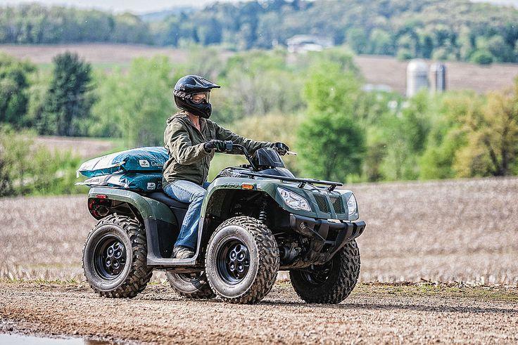 Quads ATVs Arctic Cat