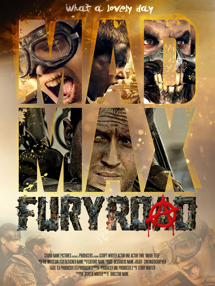 madmax fury road 2015 artwork