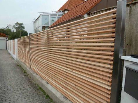 Garden fence   lignum linearis