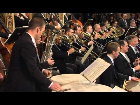 New Years Concert 2012 (HD) Vienna Philharmonic Orchestra