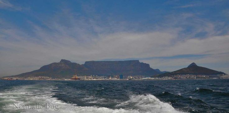 TABLE BAY, Cape Town, South Africa Nomadic Existence