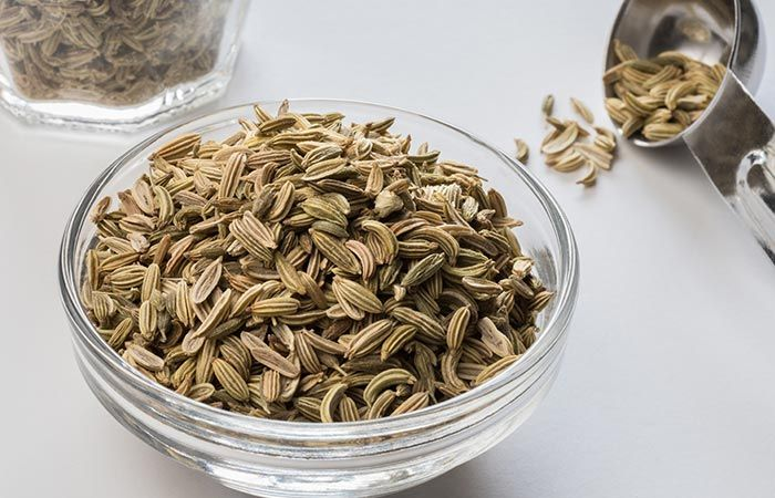 (e) Fennel Seeds