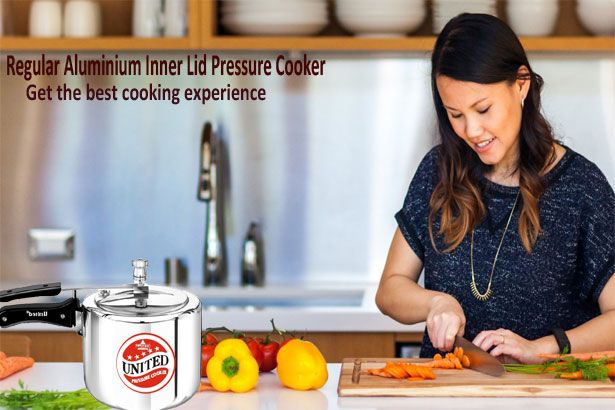 Today's pressure cookers have at least three valves for safety and will automatically release pressure should it build too high. #United_Pressure_Cooker presenting smart cookers, Due to the shorter cooking time and the fact that food is cooked in less liquid that is boiled, more vitamins and minerals are retained than with conventional cooking methods.   #buying_best_pressure_cooker_in_India   #1_Litre_2_Litre_and_3_Litre_Pressure_Cooker_online