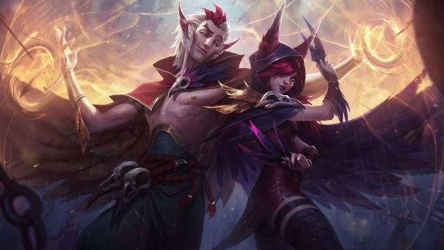 Get Special Xayah and Rakan Icons When They Launch http://na.leagueoflegends.com/en/news/store/sales/get-special-xayah-and-rakan-icons-when-they-launch #games #LeagueOfLegends #esports #lol #riot #Worlds #gaming