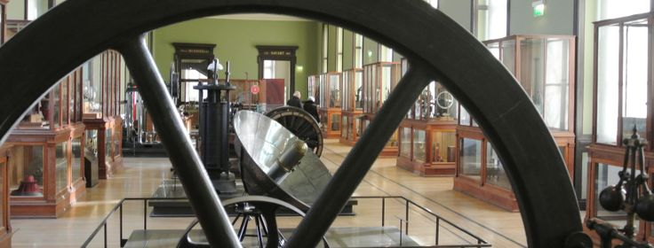 Musée des arts et métiers - galerie Energie - 2016