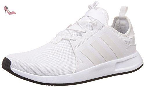 adidas X_PLR, Baskets Basses Homme, Blanc (Ftwr White/Ftwr White ...