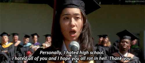 Proof That High School And College Graduation Are Waaaay Different - MTV