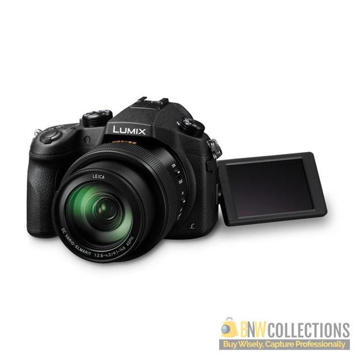 """Buy Panasonic Lumix DMC-FZ1000 Digital Camera At Rs.69,900 Highlights :- 20.1MP 1"""" High Sensitivity MOS Sensor, Leica DC Vario-Elmarit 16x Zoom Lens Delivery Available In All Over Pakistan Hassle FREE To Returns Contact # (+92) 03-111-111-269 (BnW) Email :- info@bnwcollections.com #BnWCollections #Panasonic #Lumix #DMC_FZ1000 #Digital #Camera"""