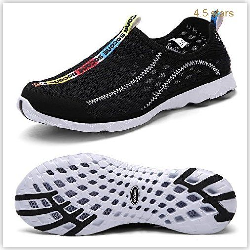 QANSI Breathable Sailing Beach Trainers | Shoes $0 - $100 : Aqua 0 - 100 Beach Best Trainers Breathable Dry Men's QANSI Quick Rs.3000 - Rs.3200 Sailing Sports Trainers UK Up Water