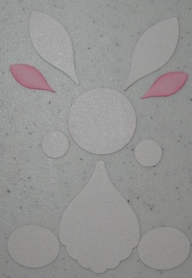 Punch Art Bunny - bjl
