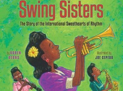 "The image ""Swing Sisters"" (Amazon, 2015)"